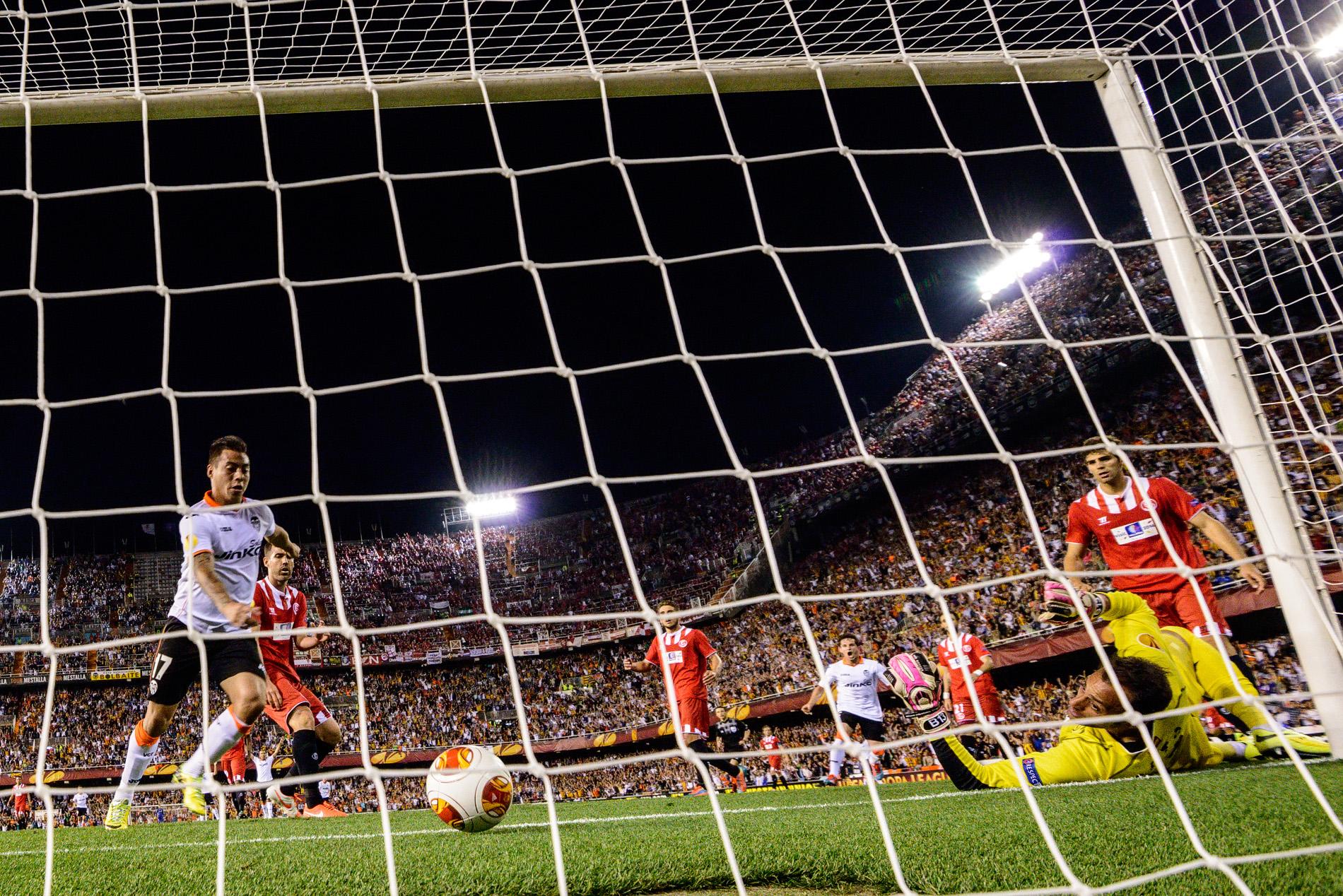 Futbol Mestalla Valencia