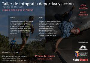 Workshop Fotografia Deportiva y Acción