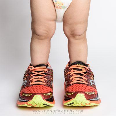 Bebés deportistas